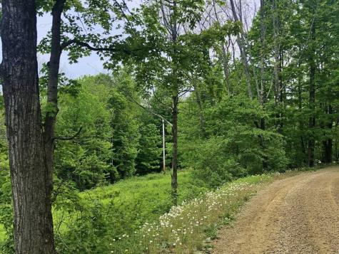 Lot #1 Mason Hill, North Starksboro VT 05487