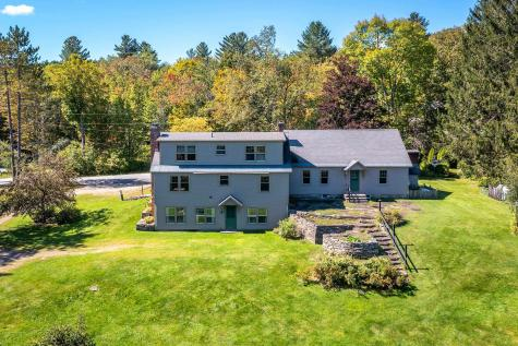 81 Lawrence Hill Road Weston VT 05161