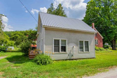 34 Cabot Road Marshfield VT 05658