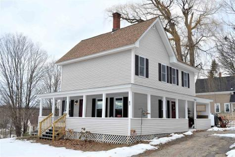 83 Winnipesaukee Street Franklin NH 03235
