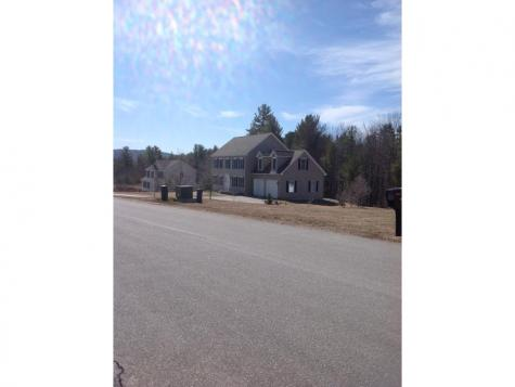 105 Deer Meadow Road Pittsfield NH 03263
