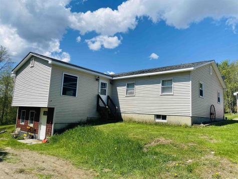 923 Buck Hill Road Lowell VT 05847