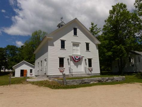 15 H Buzzell Ridge Road Sandwich NH 03227