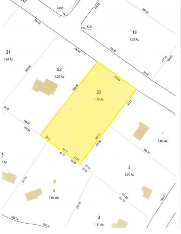 Lot 23 Jasons Way Wolfeboro NH 03894
