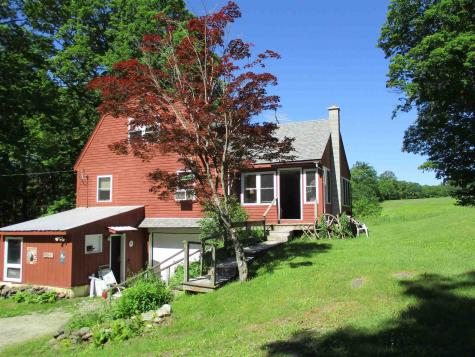 1412 STICKNEY BROOK Road Dummerston VT 05357