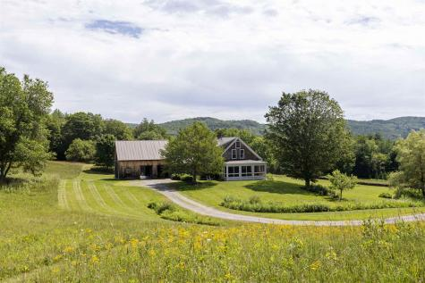 2039 Randall Road Woodstock VT 05091