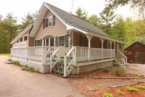 68 Old Mill Road Conway NH 03813