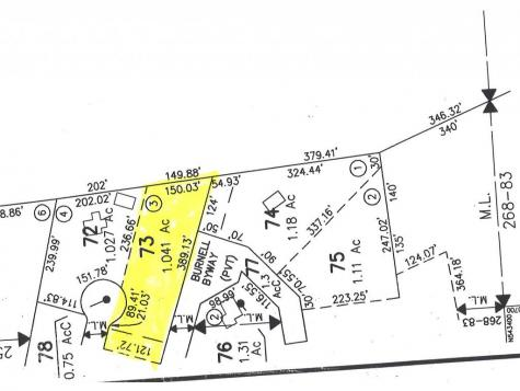 Lot 3 Luca Drive Conway NH 03818