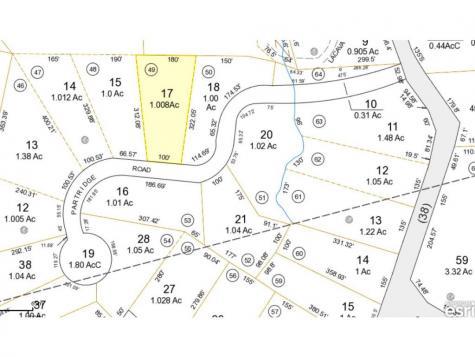 Lots 49/50 Partridge Road Ludlow VT 05149