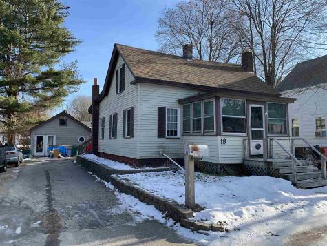 18 PEARL Street Rochester NH 03868