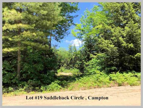 Lot #19 Saddleback Circle Campton NH 03223