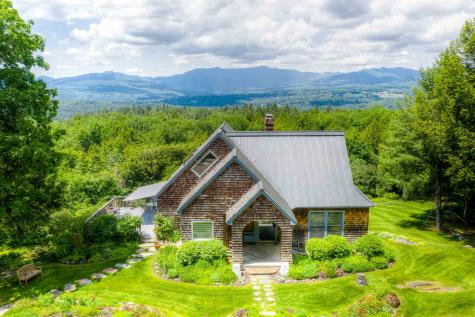 189 Foster Farm Road Stowe VT 05672