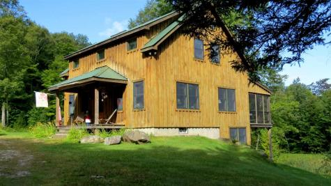 341 Cy Parker Road Mount Holly VT 05758