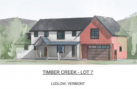 Lot #7 Timber Creek Ludlow VT 05149