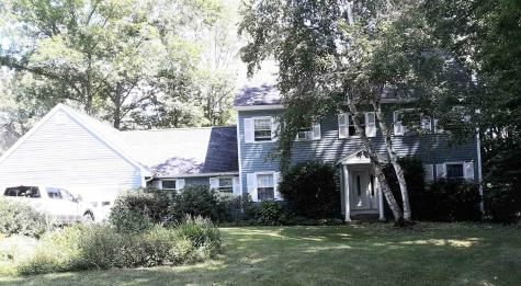 89 Ledgewood Road Claremont NH 03743