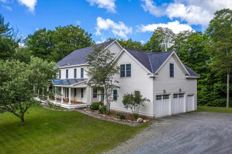 55 Stagecoach Road Norwich VT 05055