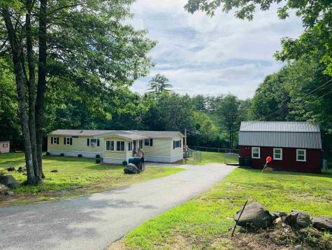 127 Brewster Road Barrington NH 03825