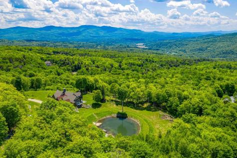 2060 Robinson Springs Road Stowe VT 05672