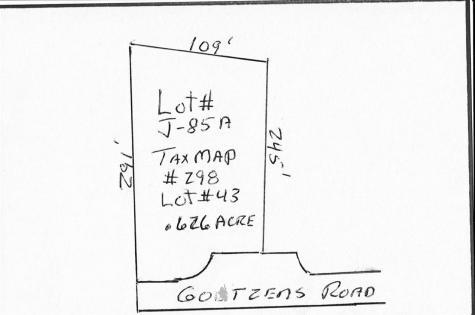 Lot # J-85A Gotzens Conway NH 03818