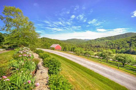 3147 Mt. Hunger Road Barnard VT 05031