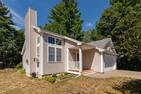 44 Fortier Drive Rochester NH 03867
