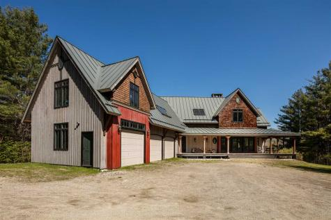 818 South Hill Road Ludlow VT 05149