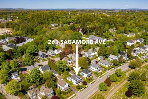 261 Sagamore Avenue Portsmouth NH 03801