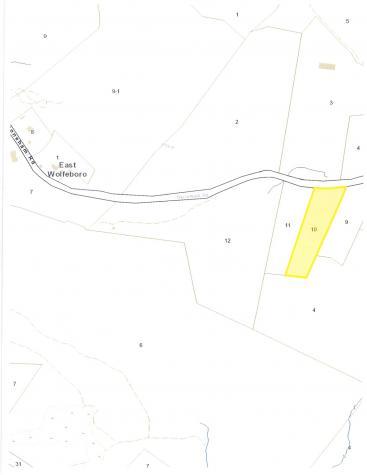 10 STONEHAM Road Wolfeboro NH 03984