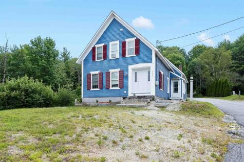 2623 State Route 114 Bradford NH 03221