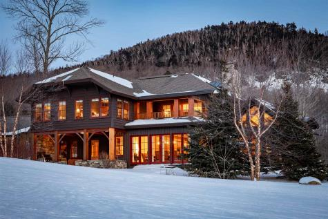 353 Big Spruce Road Stowe VT 05672