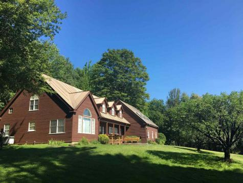 1537 Terry Hill Road Fairlee VT 05045