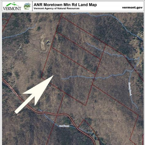TBD Moretown Mountain Road Moretown VT 05660