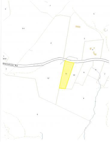 11 STONEHAM Road Wolfeboro NH 03984
