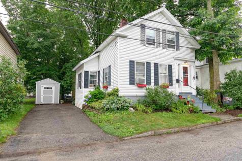 9 Lincoln Street Concord NH 03301