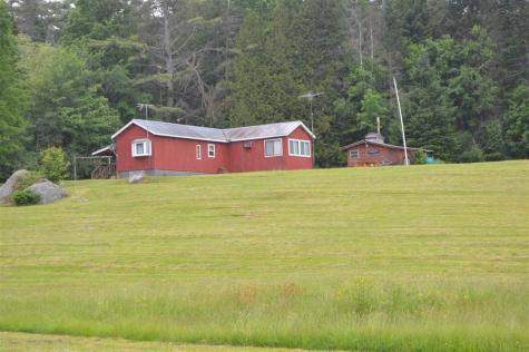 1350 Seyon Pond Road Groton VT 05046