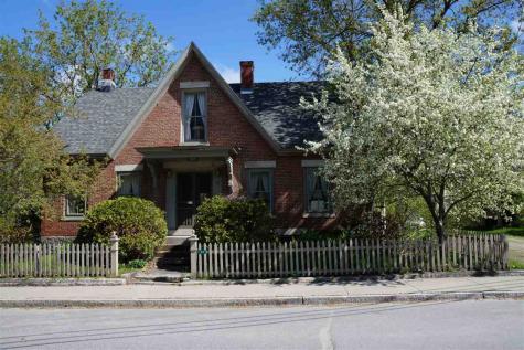 87 Main Street Plainfield VT 05667
