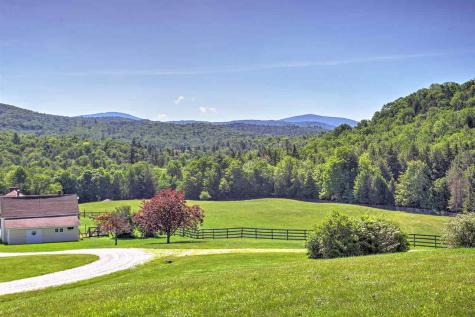 636 Fowler Brook Road Mount Holly VT 05758