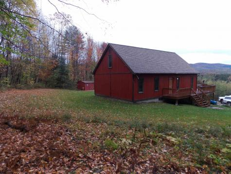 440 Davidson Hill Road Chester VT 05143