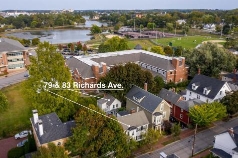 79-83 Richards Avenue Portsmouth NH 03801