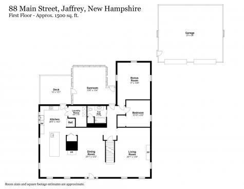 88 Main Street Jaffrey NH 03452