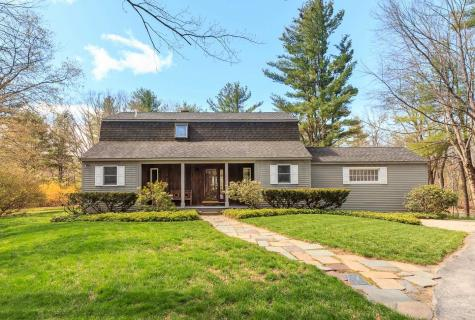 17 Riverbend Road Greenfield NH 03047