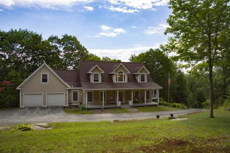 56 Wescott Road Canaan NH 03741