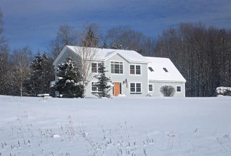 1396 Upper Hollow Road Stowe VT 05672