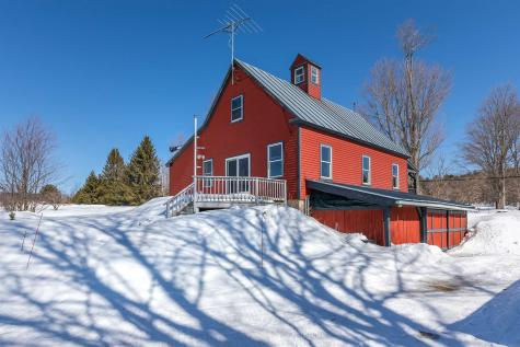 2317 North Road Barnard VT 05031