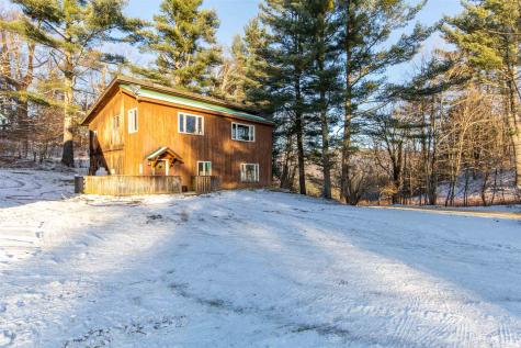 293 Tanner Road Cambridge VT 05646