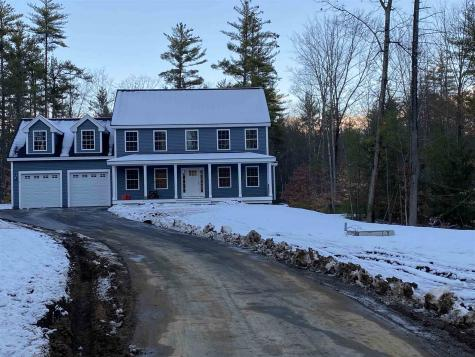 6 Riley Road Mont Vernon NH 03057