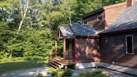 17 Moose Hollow Road Winhall VT 05340