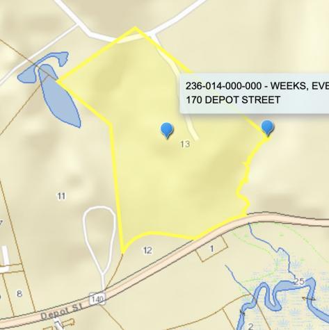 13 Depot Street Belmont NH 03320