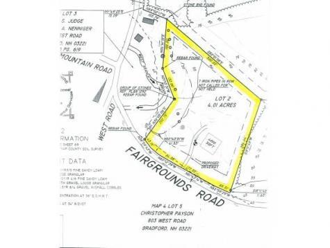 Fairgrounds Bradford NH 03221