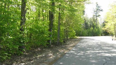 Lot 27 Miller Road New Durham NH 03855